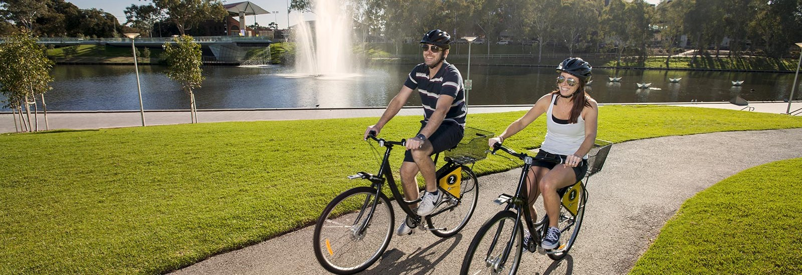 Home  Explore Adelaide » Spinway » Automated Bike Hire ...